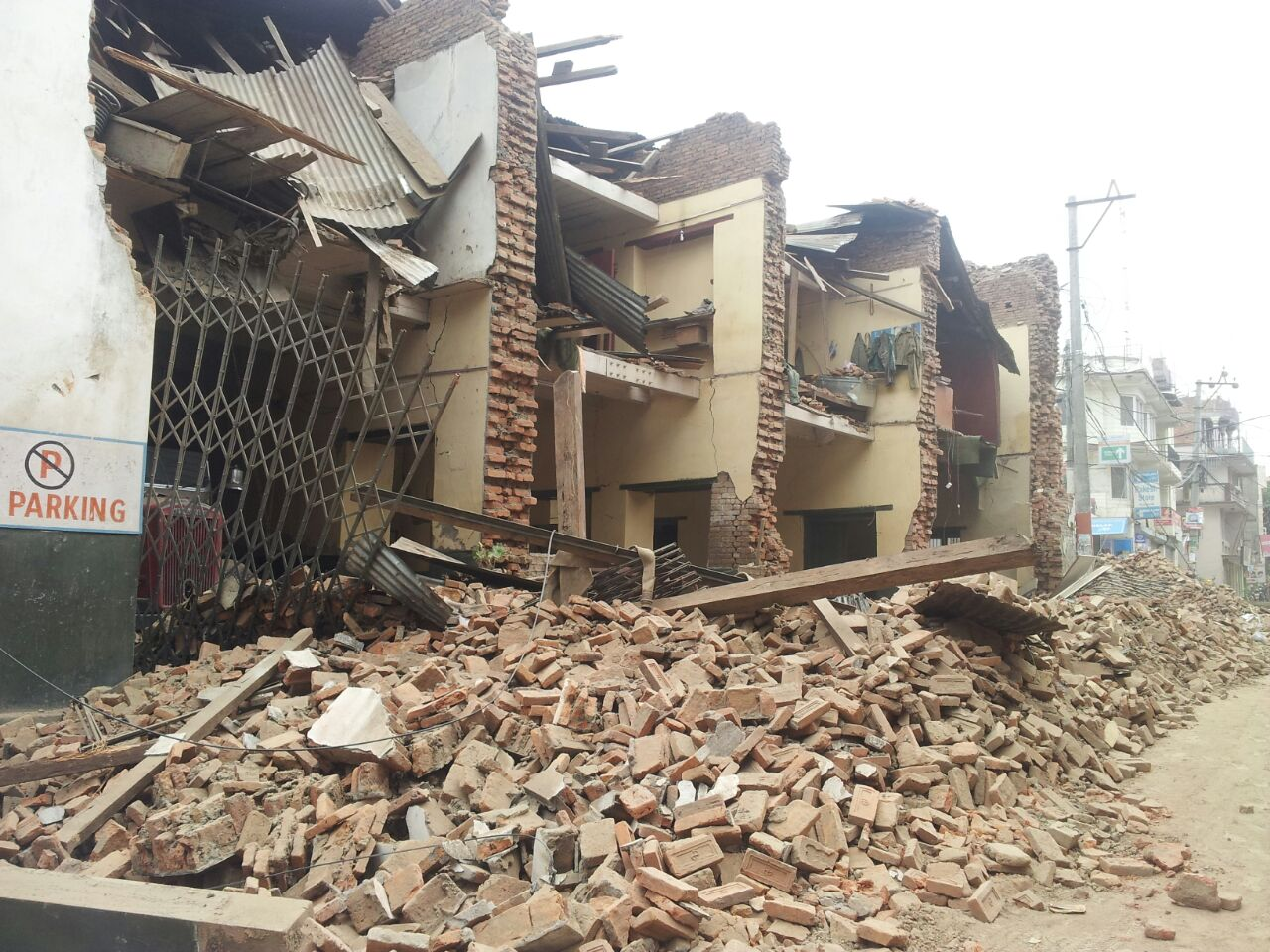 Nepal Hit Yet Again By 73 Magnitude Earthquake World Vision Singapore