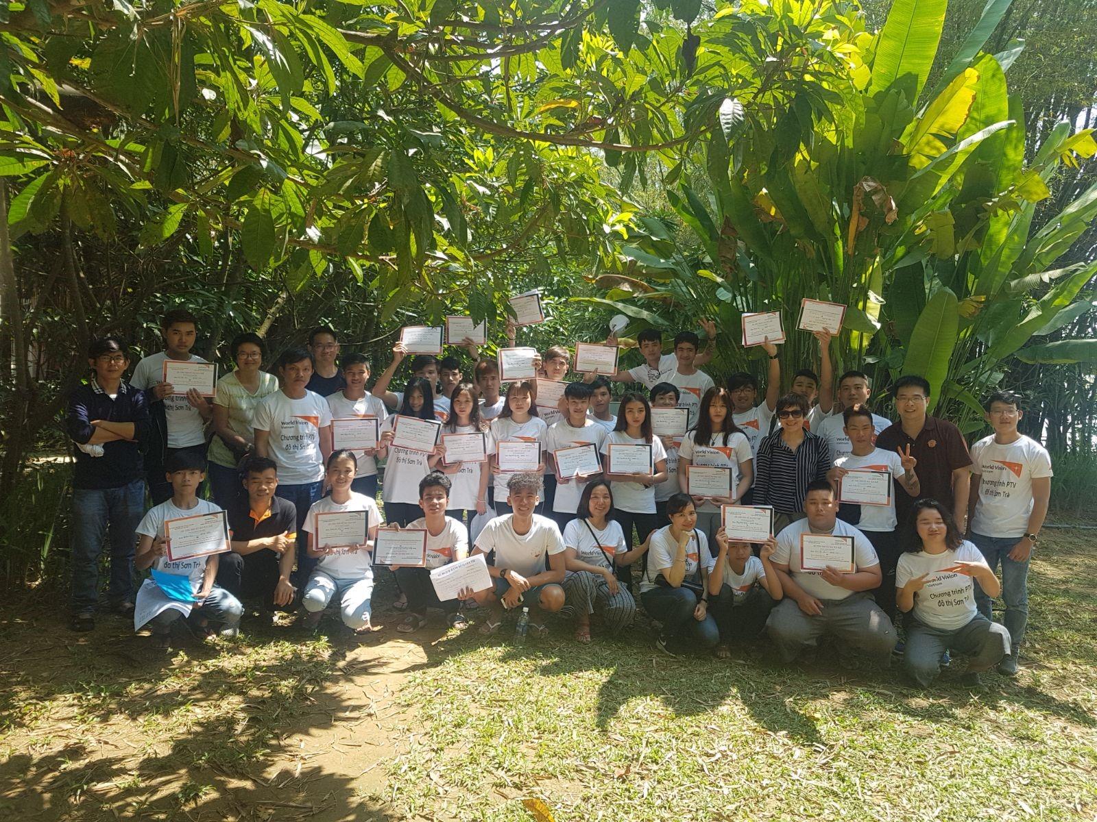 Overseas Community Service