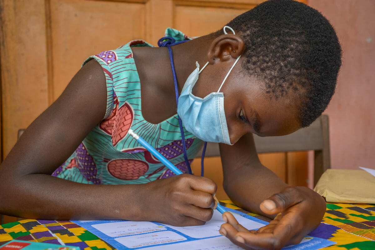 Children may not always have the skills or abilities to specifically answer your questions in letters but reading and receiving your letters frequently helps them grow their abilities