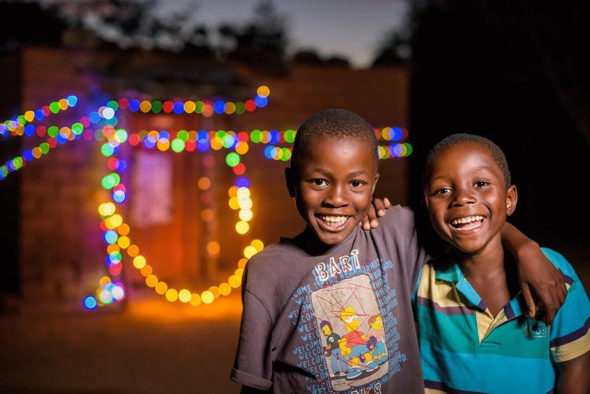 When you sponsor a child, you gift them with a Christmas miracle and unlock a world of firsts!