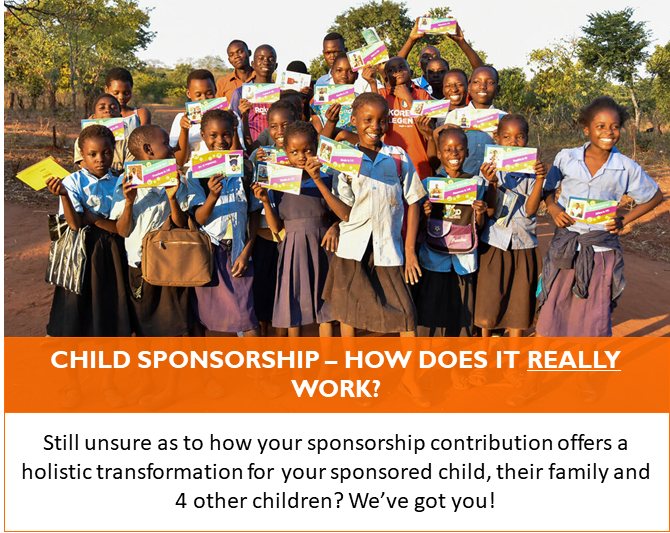 How exactly does child sponsorship work?