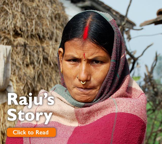 Success Story - Raju