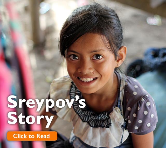 Success Story - Sreypov