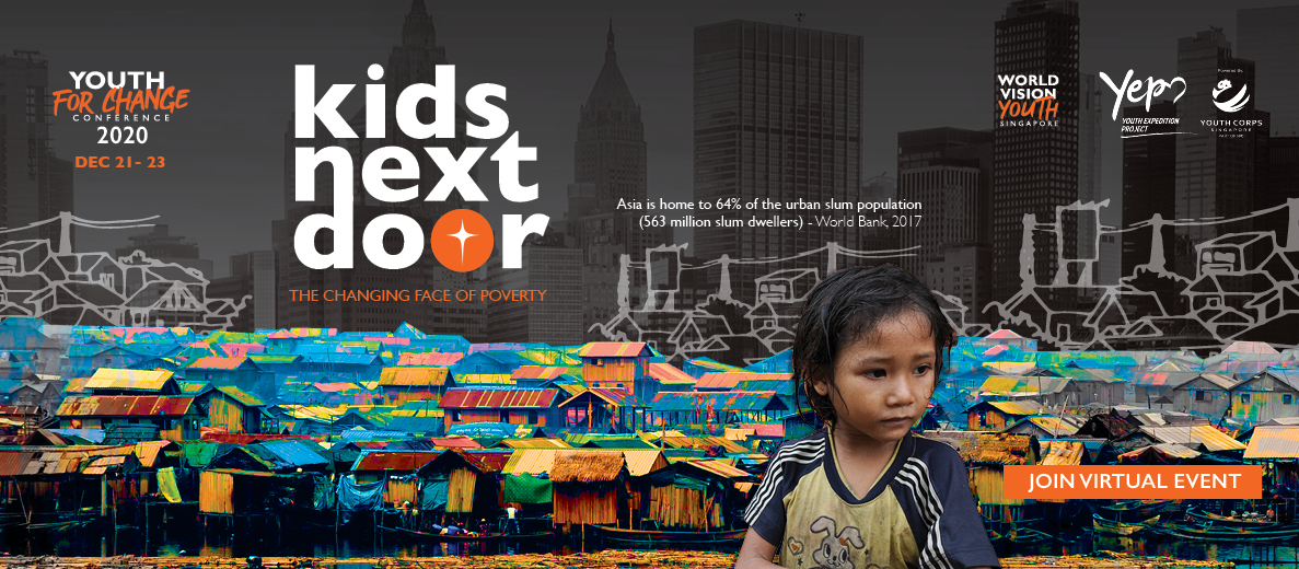 Youth For Change Conference: Kids Next Door
